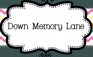 Down Memory Lane Promo Codes