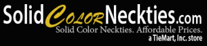 Solid Color Neckties Promo Codes